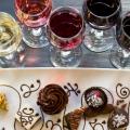 Il cioccolato: abbinamento con vini e distillati