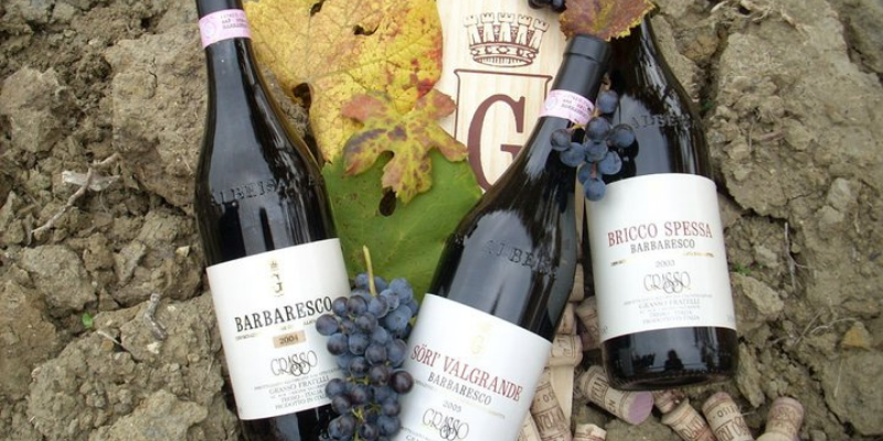 "Barbaresco DOCG ""Vallegrande"" Fratelli Grasso"